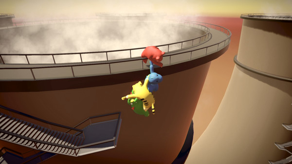 Download Gang Beasts v05 04 2019 + OnLine | Game3rb