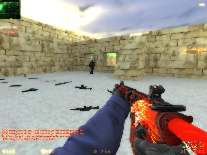 Download Counter-Strike 1 9 CSGO Edition-OnLine | Game3rb