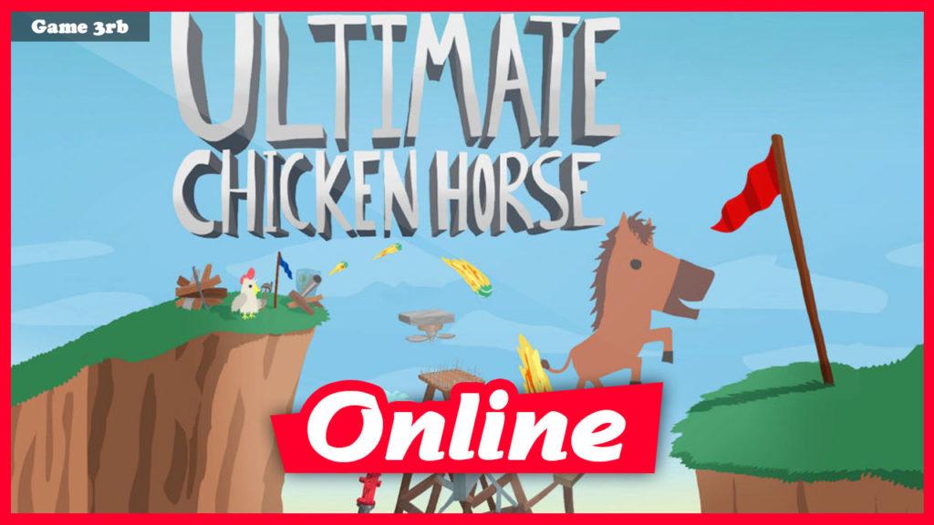 Download Ultimate Chicken Horse v1.8.22 + OnLine