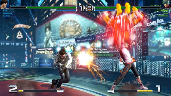Download The King of Fighters XIV Steam Edition v1 19 + 2 DLCs