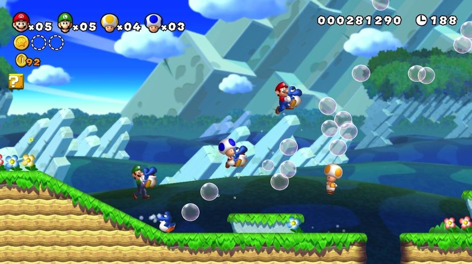 Download New Super Mario Bros U (v 80, Multi8) -NORO- Repack | CEMU