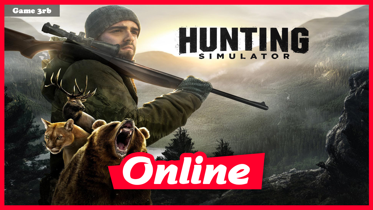 Download Hunting Simulator v1 2 + DLC-FitGirl RePack + OnLine | Game3rb