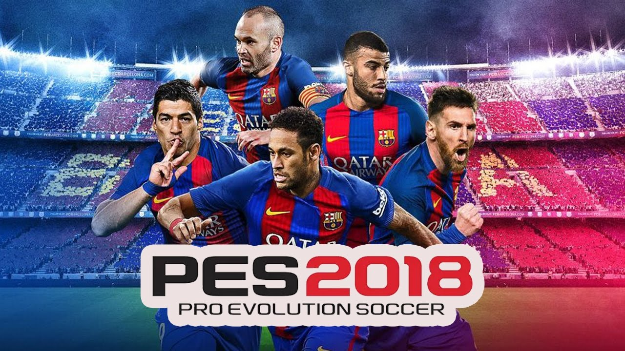 download pro evolution soccer 2018 pc iso