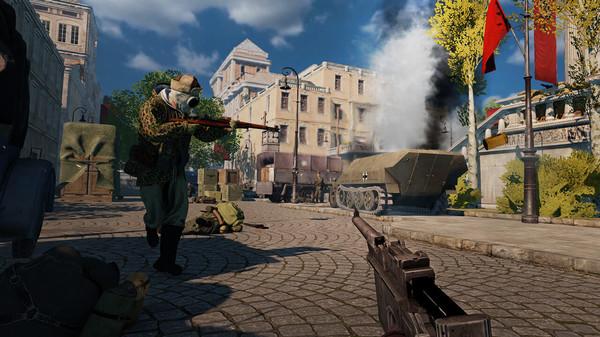 Download RAID World War II Build 31052018 + OnLine | Game3rb