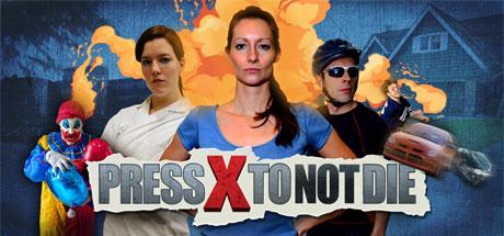 تحميل لعبة press x to not die