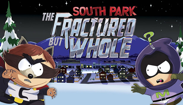 Download South Park The Fractured But Whole Gold Edition-FitGirl RePack