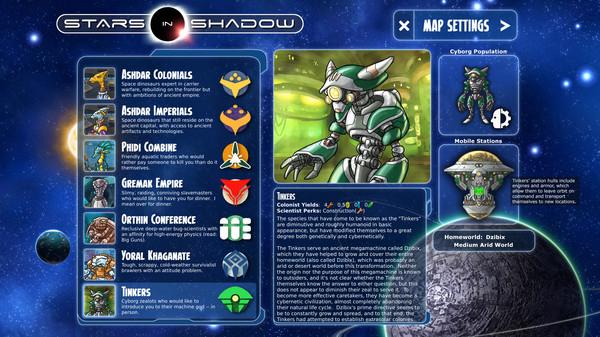 Download Stars in Shadow Legacies-CODEX + Update v22151