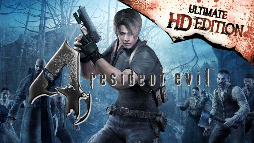Download Resident Evil 4: Ultimate HD Edition v1.1.0 + Unlocker-FitGirl Repack