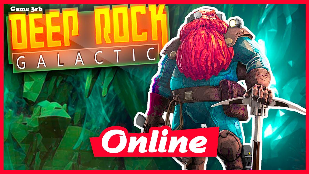 Download Deep Rock Galactic v1.34.53033.0 + OnLine