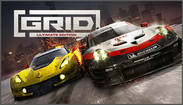 Download GRID: Ultimate Edition v1.0.113.6152 (v1.2) + 6 DLCs-FitGirl Repack