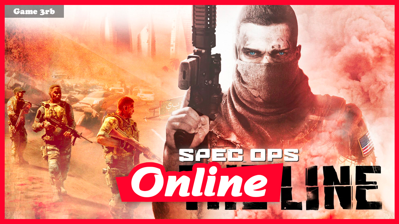 Download Spec Ops The Line v1.0.6890 + OnLine