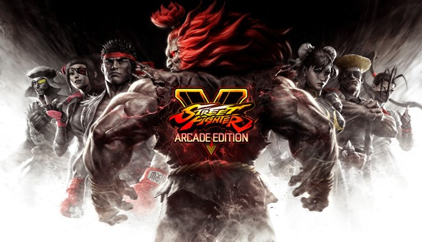 Download Street Fighter V: Arcade Edition v3 060 + 15 DLCs