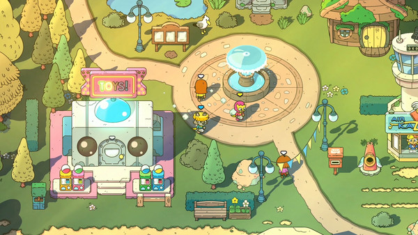 Download The Swords of Ditto-PLAZA + Update v1 04 08-110-PLAZA | Game3rb
