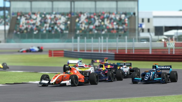 Download rFactor 2 v1110 + OnLine | Game3rb