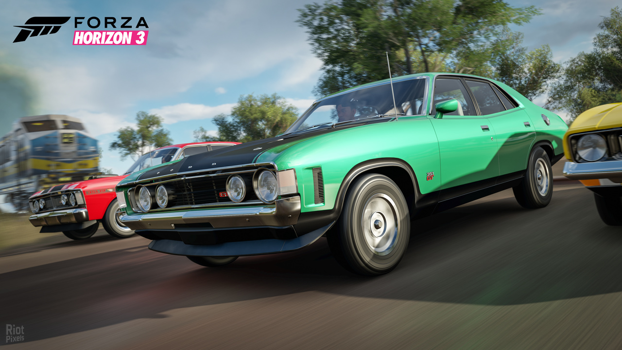 Download Forza Horizon 3 v1 0 119 1002 + 44 DLCs-FitGirl RePack