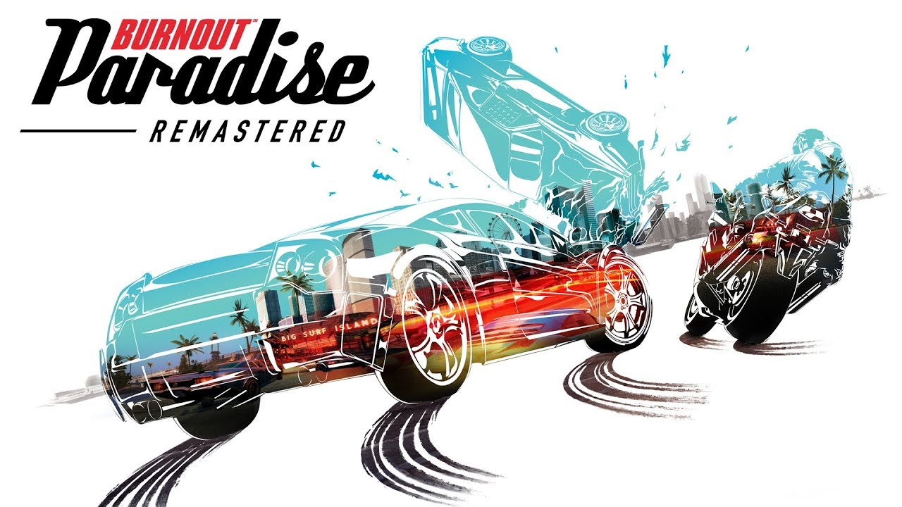 Download Burnout Paradise: The Ultimate Box v20171009 + All DLCs