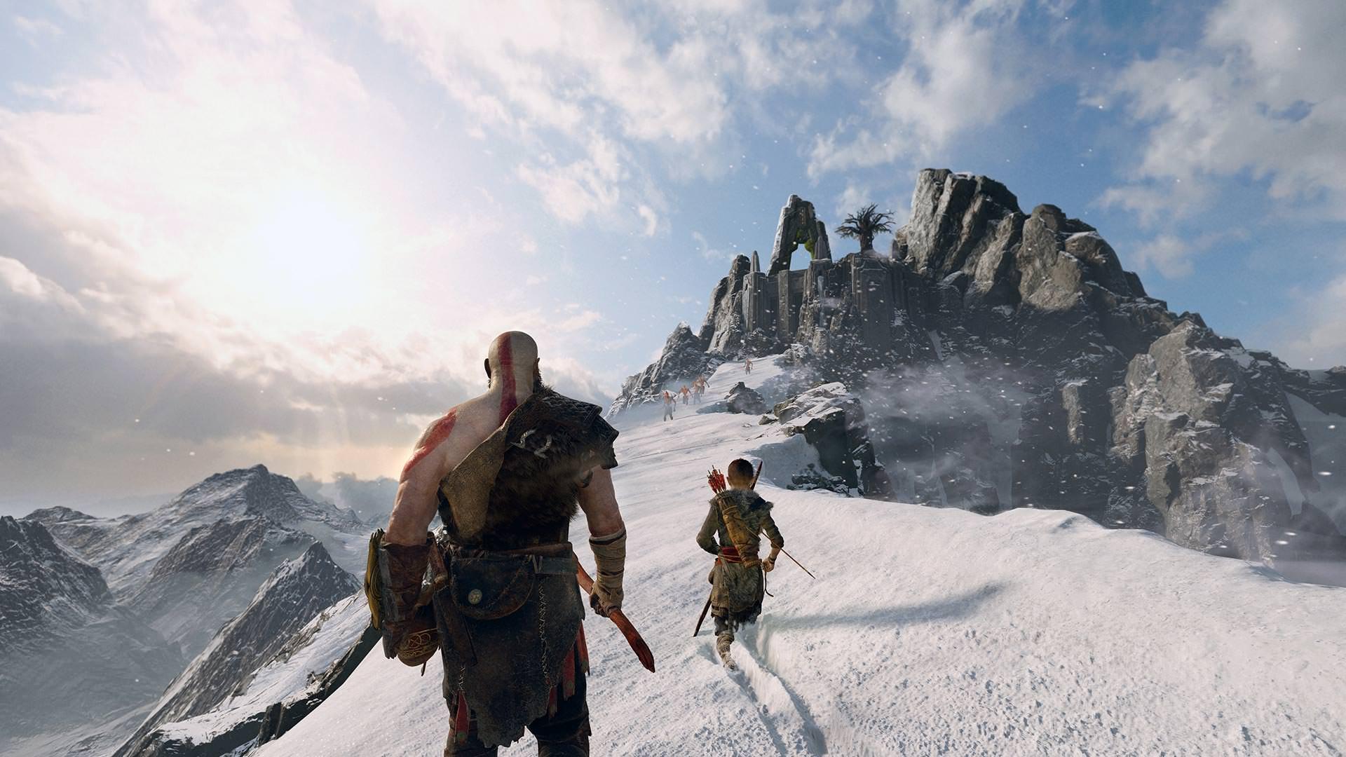 Download God of War PS4-DUPLEX   Game3rb