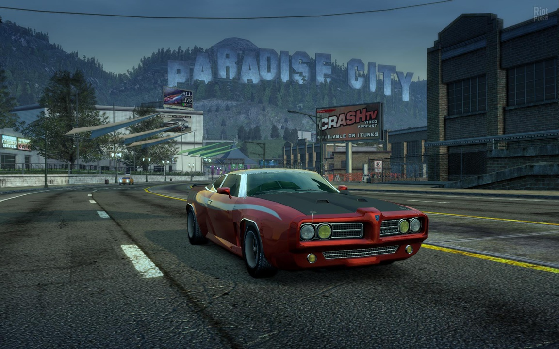 Download Burnout Paradise: The Ultimate Box v20171009 + All