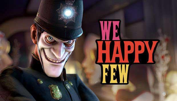 Download We Happy Few v1 8 86385 + 3 DLCs-FitGirl RePack