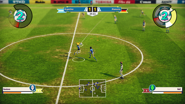 Download Legendary Eleven: Epic Football   Game3rb