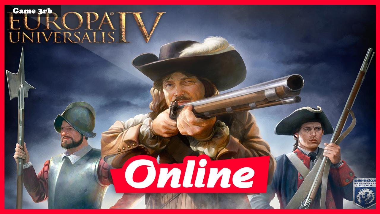 Download Europa Universalis IV Leviathan v1.31.5.2-CODEX + OnLine