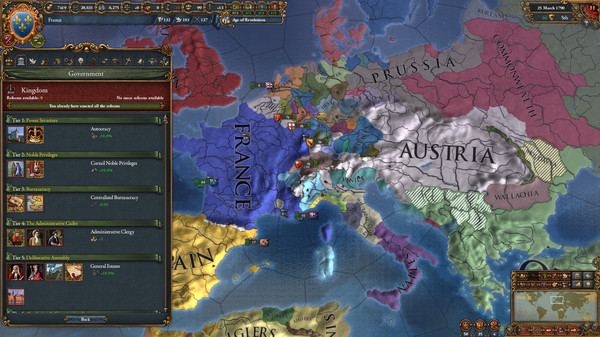 Download Europa Universalis IV Golden Century-CODEX + Update v1 28 2