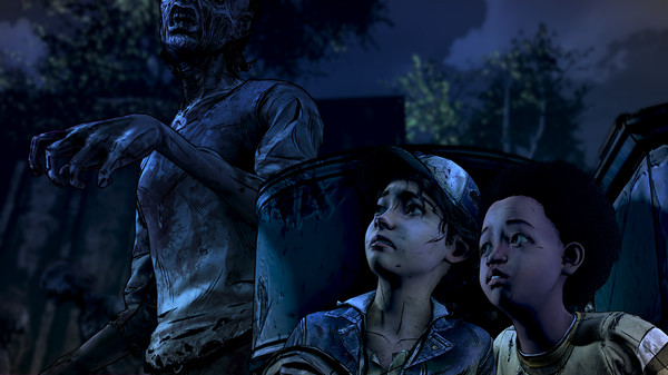 Download The Walking Dead: The Final Season (All Episodes, 1-4