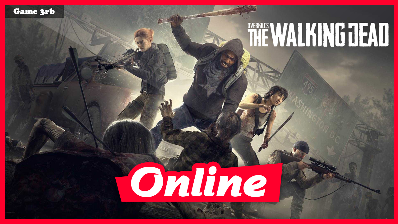 Download OVERKILL's The Walking Dead v1 0 2 + 9 DLCs + Multiplayer +