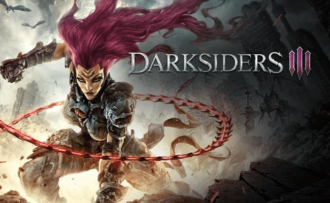 Download Darksiders III v25470 + DLC (Steam/GOG)-FitGirl Repack