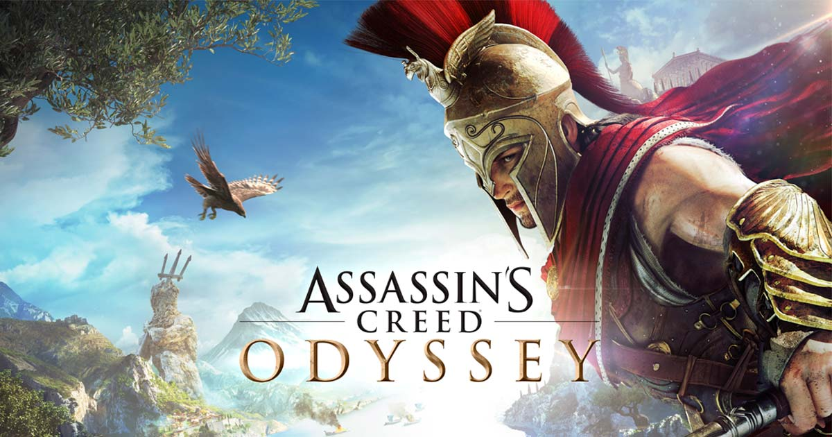 Download Assassins Creed: Odyssey – Deluxe Edition v1 0 6 +