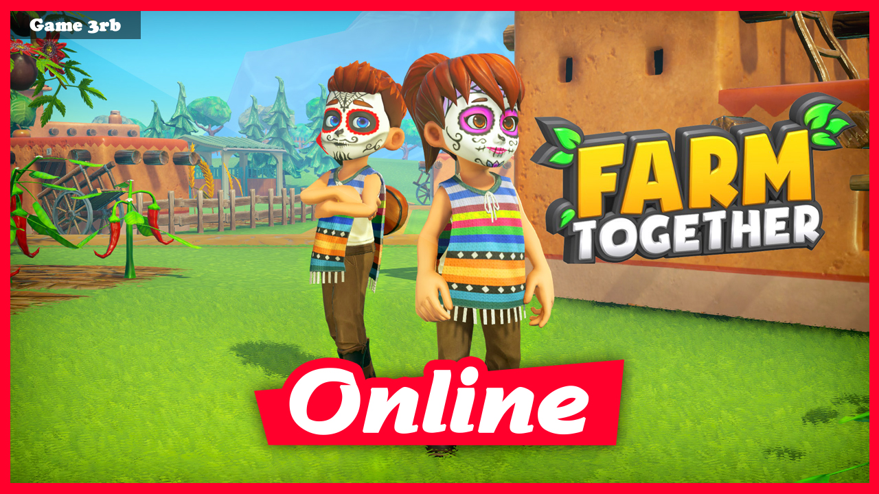 Download Farm Together Mexico-PLAZA + Update 20-PLAZA +