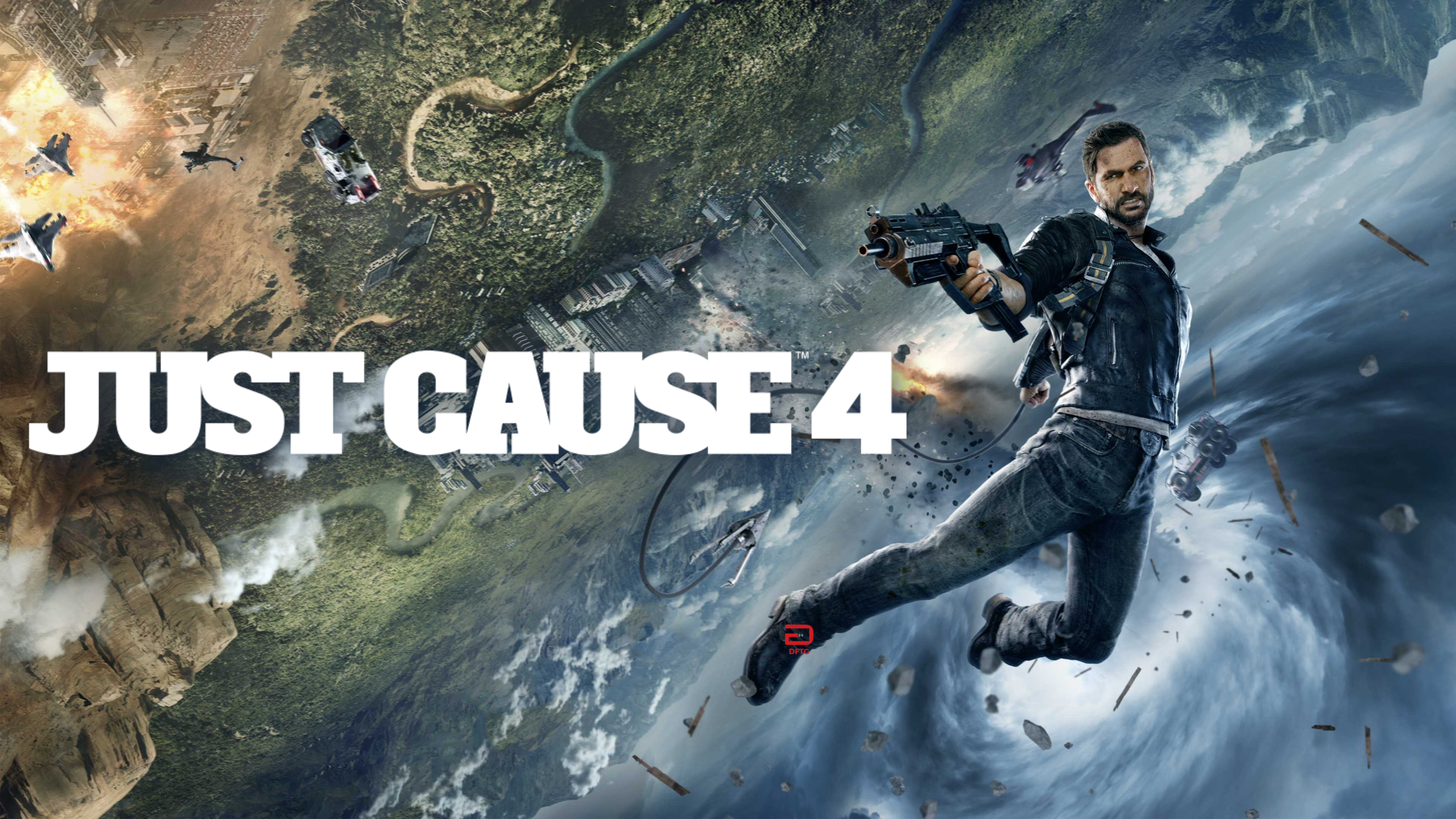 Download Just Cause 4: Day One Edition + 5 DLCs + All Voiceovers