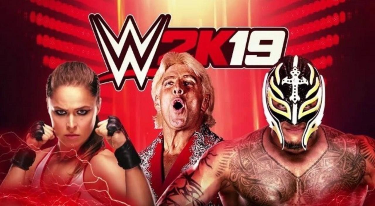 WWE 2K19: Digital Deluxe Edition + 4 DLCs-FitGirl Repack +