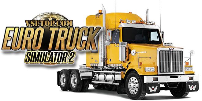 Download Euro Truck Simulator 2 v1 35 1 30s   Game3rb