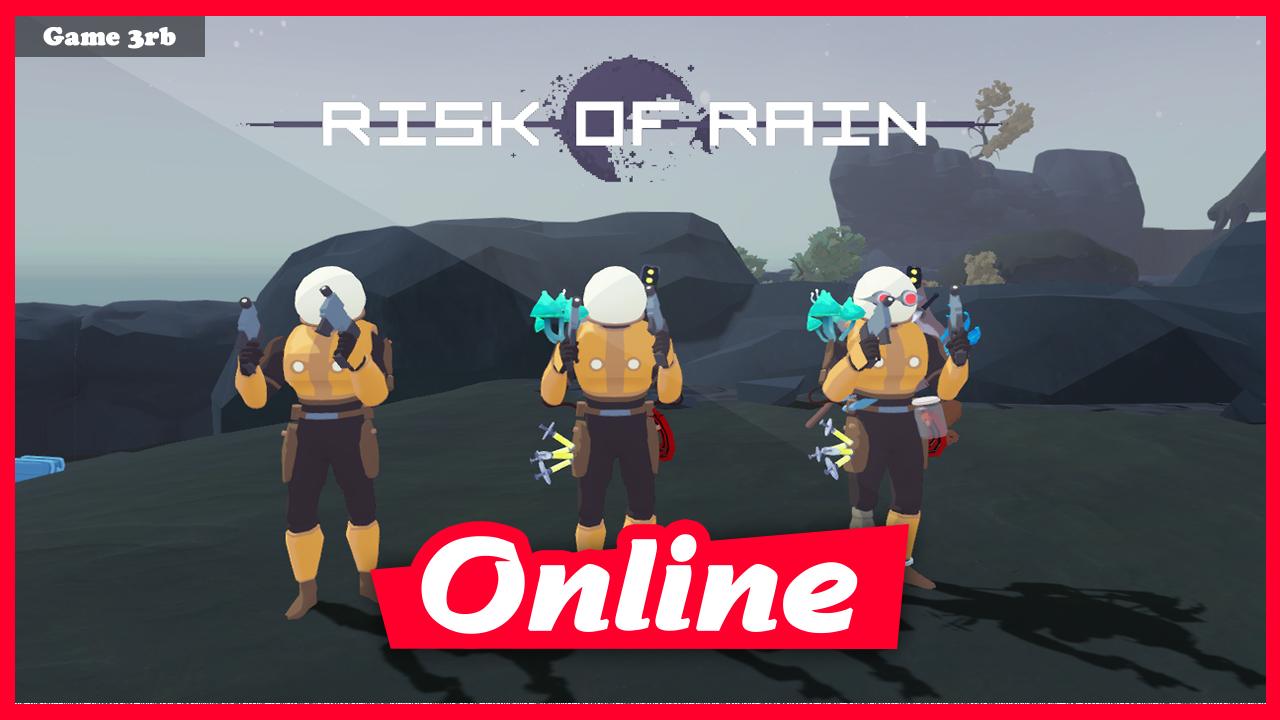 Download Risk of Rain 2 v1.1.1.4 + OnLine