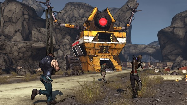 Download Borderlands: Game of The Year Enhanced + Multiplayer