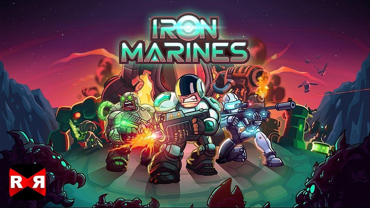 Download Iron Marines Build 6700999