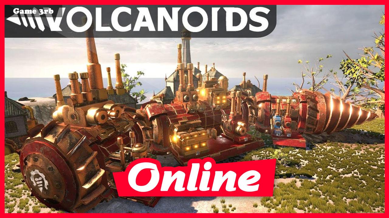 Download Volcanoids v1.25.338.0 + OnLine