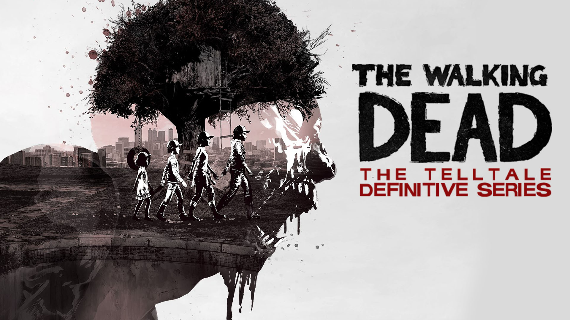 Download The Walking Dead: The Telltale Definitive Series-FitGirl Repack