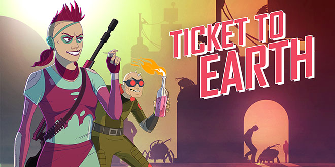 Download Ticket to Earth-GOG