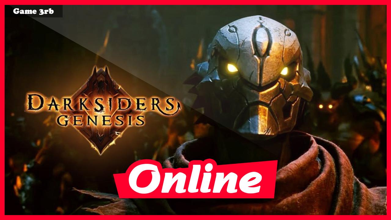 Download Darksiders: Genesis Build 03202020 + OnLine