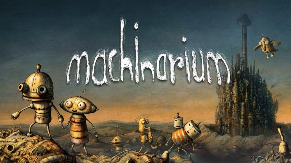 Download Machinarium Build 6787141