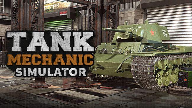 Download Tank Mechanic Simulator v1.2.6