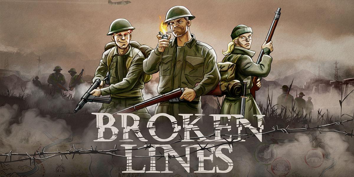 Download Broken Lines v1.6.1.0-GOG