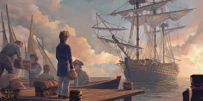 Download Ultimate Admiral Age of Sail-CODEX
