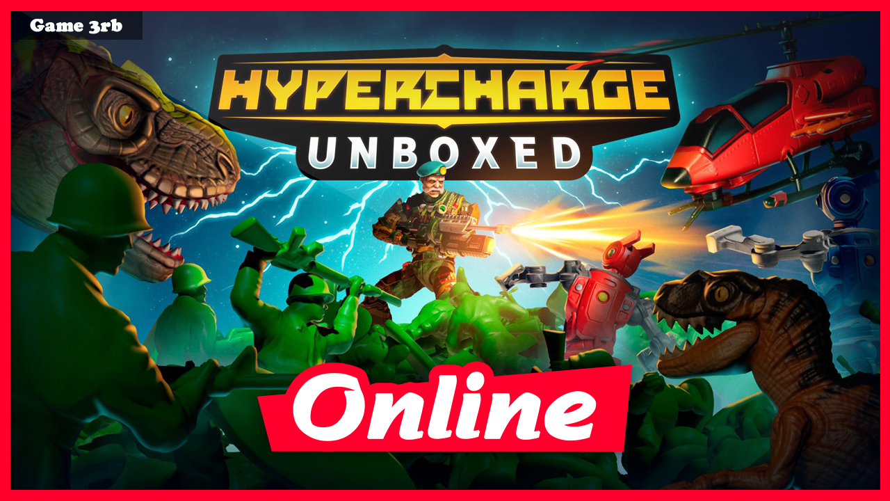 Download HYPERCHARGE Unboxed Anniversary-CODEX + OnLine