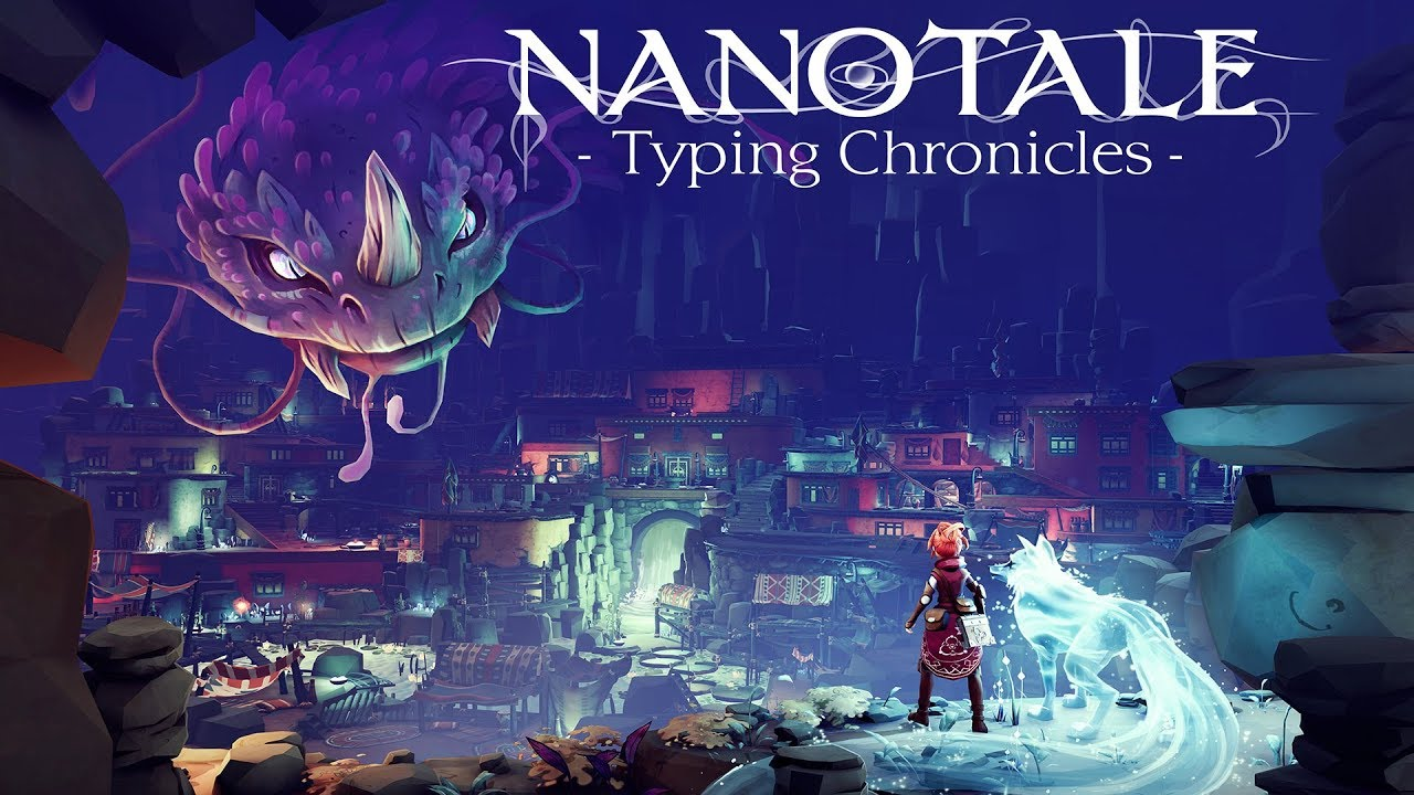 Download Nanotale Typing Chronicles v1.7