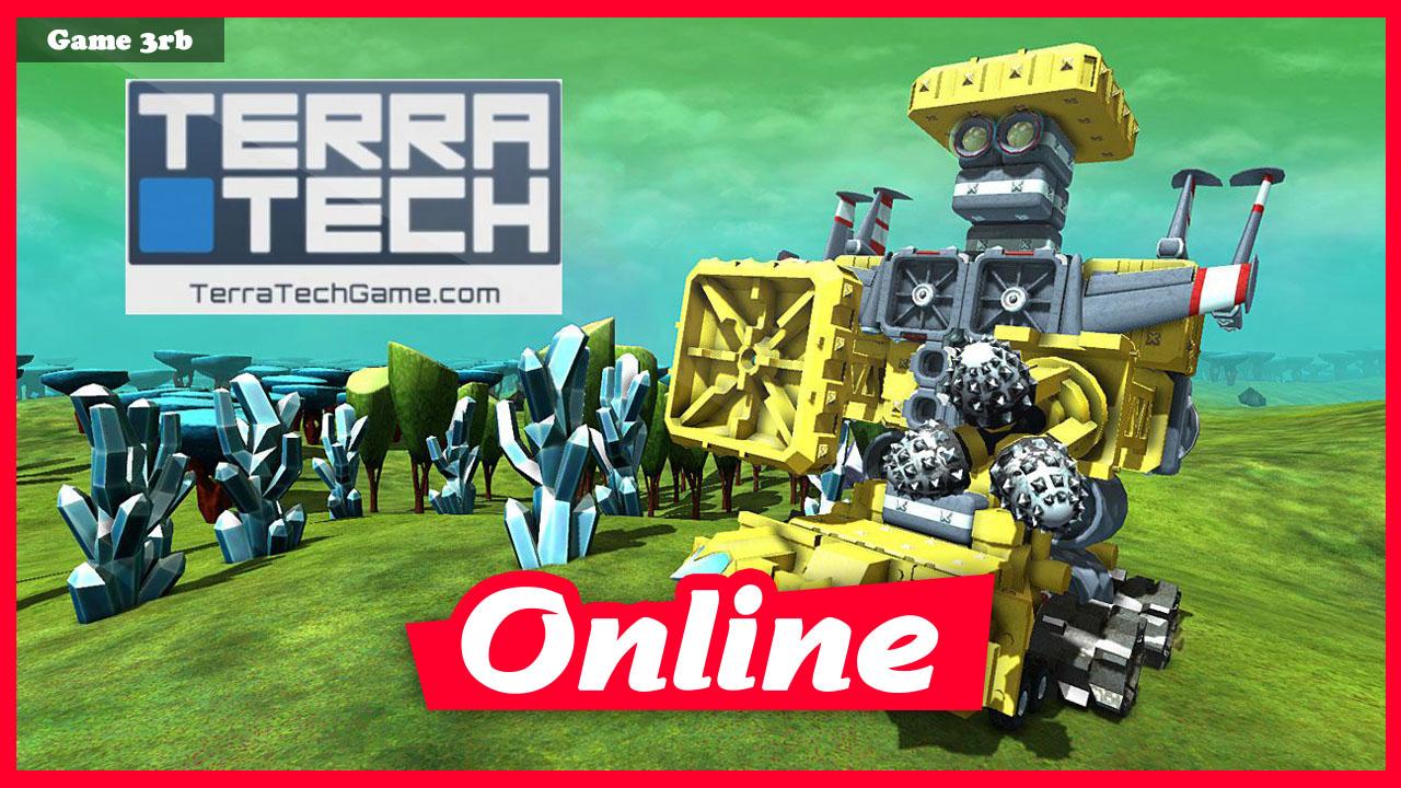 Download TerraTech v1.4.8 + OnLine