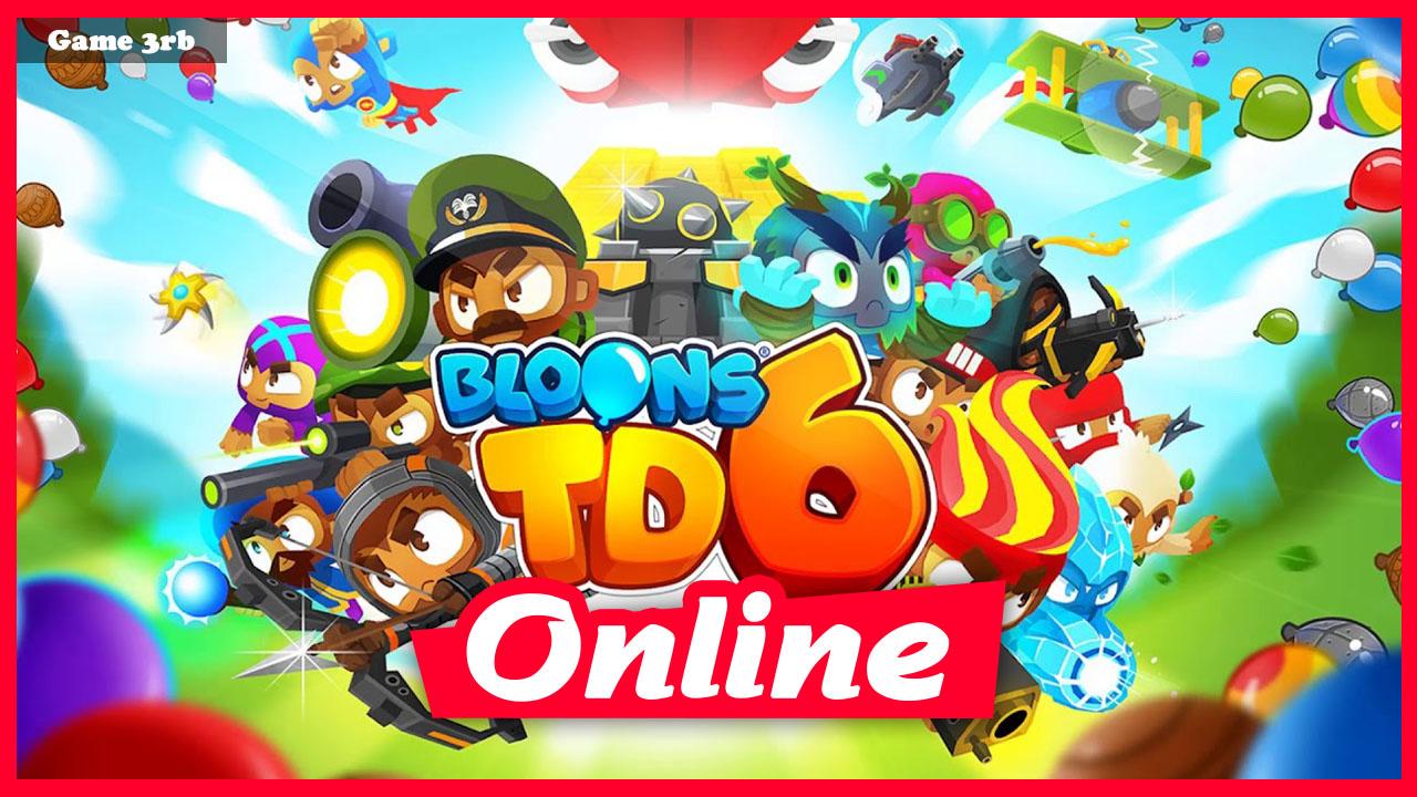 Download Bloons TD 6 v27.1.4229 + OnLine