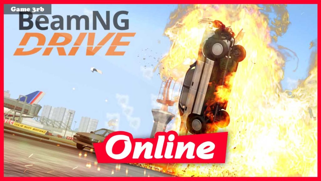 Download BeamNG Drive v0.22.1 + OnLine